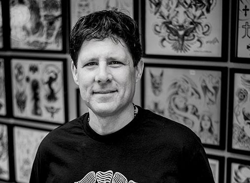 Matt Thrash - Owner / Artist