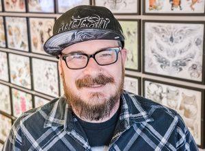 Jamie Grav - Tattoo Artist