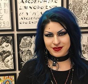 Nicole Kendrick - Tattoo Artist